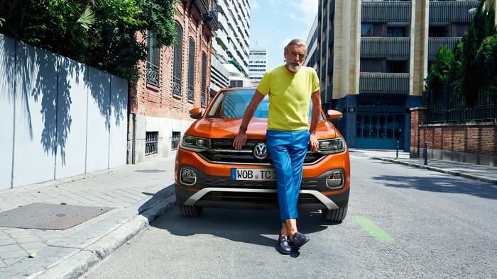 Wel zo veilig! | Volkswagen private lease en de T-Cross van IKRIJ.nl in Den Haag