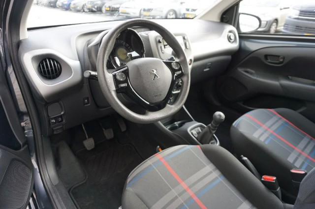 Peugeot 108 1.0evti active AIRCO + BLUETOOTH (GL-342-V)
