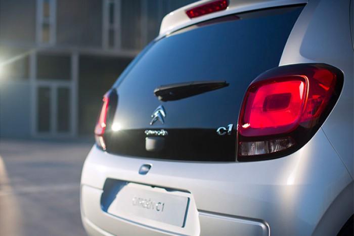 Meer informatie over de Citroën C1 uit het Private Lease aanbod van IKRIJ.nl