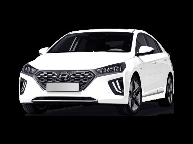 Hyundai IONIQ 38.3kWh EV electric premium 100kW aut