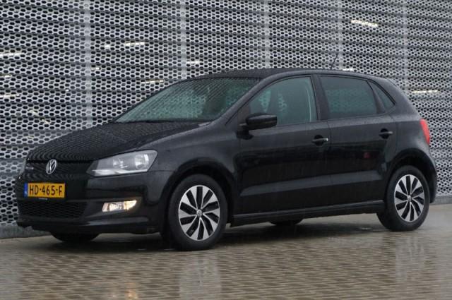 Private Lease nu als outlet aanbieding extra voordelig deze Volkswagen Polo 1.0tsi bluemotion edition 70kW (HD-465-F) van IKRIJ.nl vanaf €279 per maand