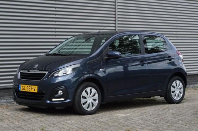 Private Lease nu als outlet aanbieding extra voordelig deze Peugeot 108 1.0evti active AIRCO + BLUETOOTH (GL-337-V) van IKRIJ.nl vanaf €169 per maand