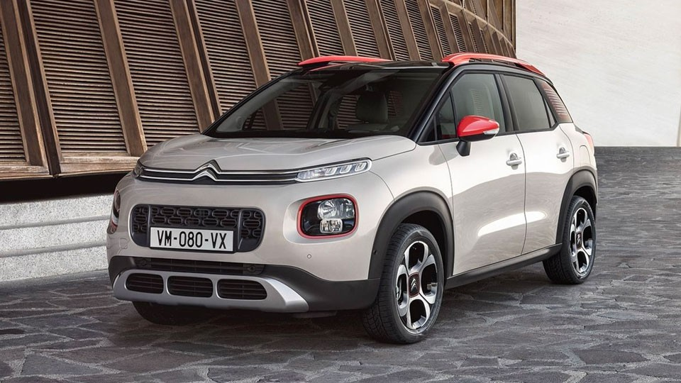 Citroën private lease van IKRIJ.nl in Den Haag