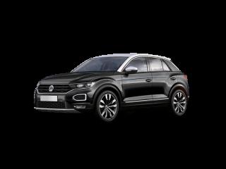 Bekijk deze Volkswagen T-Roc uit het vergelijkbare Private Lease aanbod van IKRIJ.nl in Den Haag