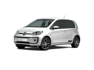 Private Lease deze Volkswagen up! van IKRIJ.nl in Almere en omstreken