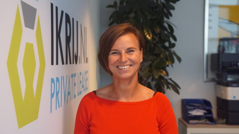 Joyce Batist van IKRIJ.NL staat voor u klaar in Private Lease