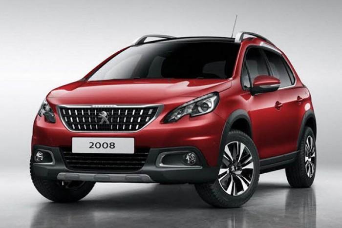 Meer informatie over de Peugeot 2008 uit het Private Lease aanbod van IKRIJ.nl