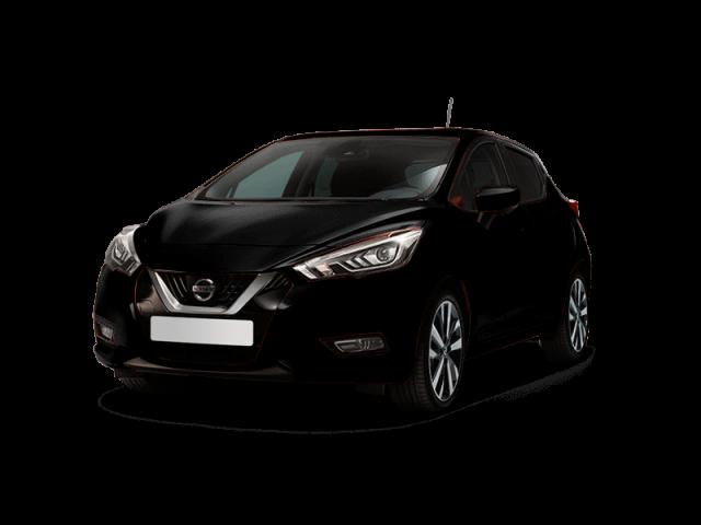 IKRIJ.nl in Den Haag biedt deze Nissan Micra aan op basis van Private Lease