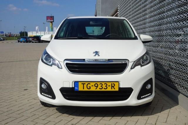 Peugeot 108 1.0evti active 53kW AIRCO + BLUETOOTH (TG-933-R)