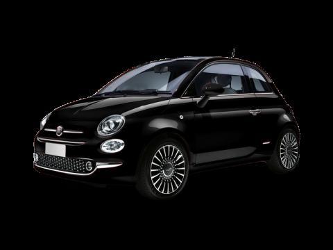 Bekijk deze Fiat 500 van IKRIJ.nl met Private Lease prijs vanaf € 301 per maand