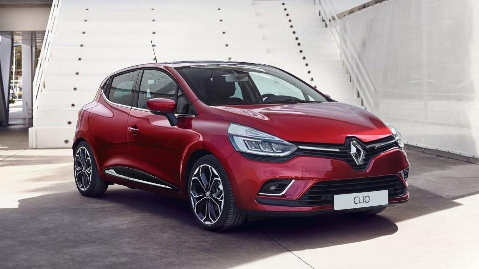 Renault private lease van IKRIJ.nl in Den Haag