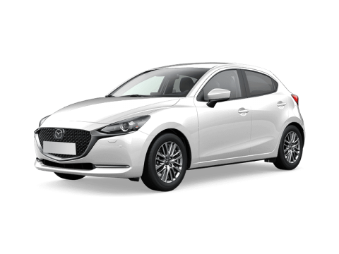 Bekijk deze Mazda 2 1.5 skyactiv-g style selected 90PK van IKRIJ.nl met Private Lease prijs vanaf € 329 per maand