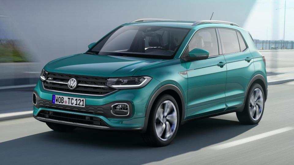 Volkswagen private lease en de T-Cross van IKRIJ.nl in Den Haag