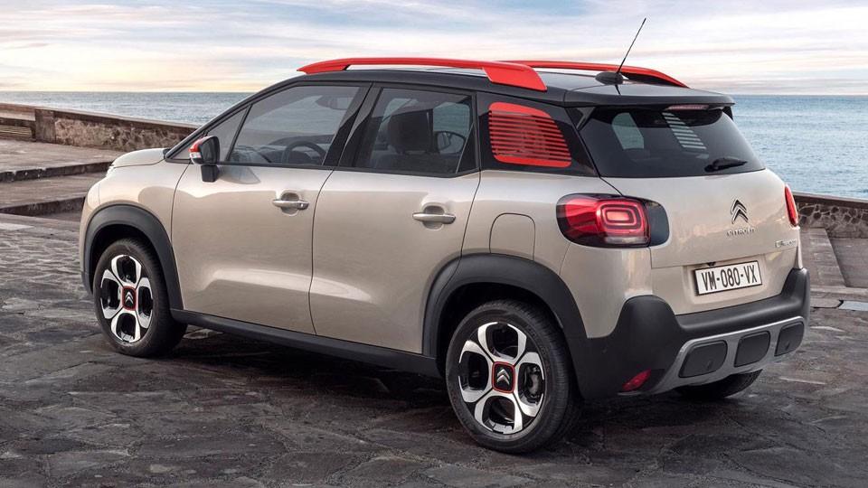 Citroën private lease en de C3 AIRCROSS van IKRIJ.nl in Den Haag