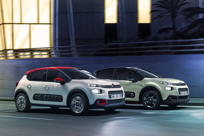 De C3 is er in een scala aan kleuren   Citroën private lease van IKRIJ.nl in Den Haag