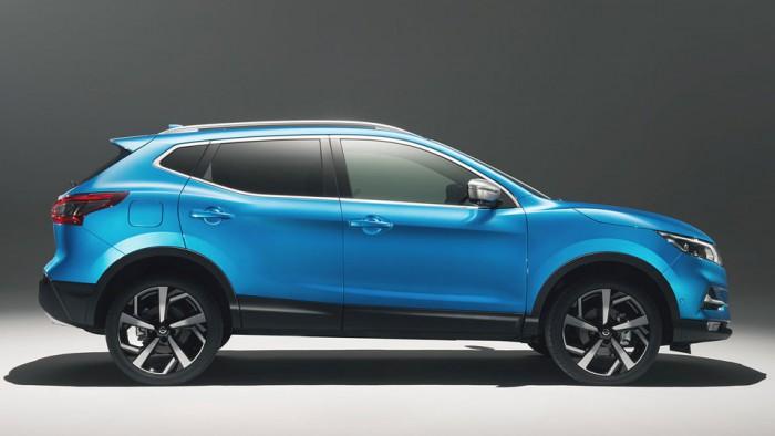 Meer informatie over de Nissan Qashqai uit het Private Lease aanbod van IKRIJ.nl