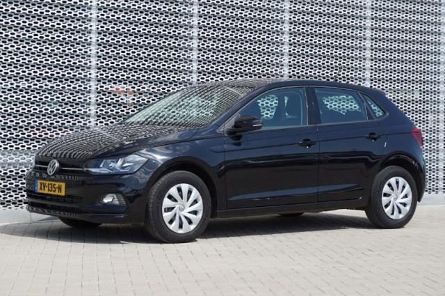 Private Lease nu als outlet aanbieding extra voordelig deze Volkswagen Polo 1.0tsi comfortline 70kW dsg-7 aut (XV-135-N) van IKRIJ.nl vanaf €379 per maand