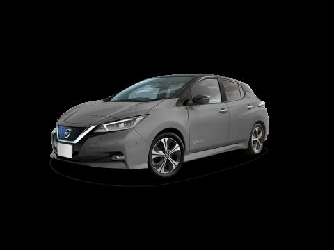 Bekijk deze Nissan Leaf 40kWh tekna 110kW aut van IKRIJ.nl vanaf € 449 per maand