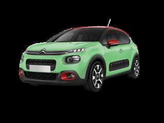 Private Lease deze Citroën C3 van IKRIJ.nl in Private lease met de beste deal en omstreken