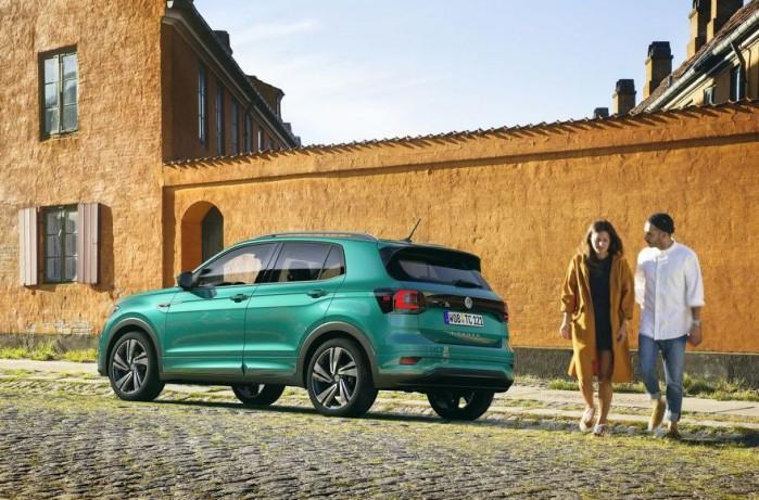 Compact, sportief en robuust een echte SUV | Volkswagen private lease en de T-Cross van IKRIJ.nl in Den Haag