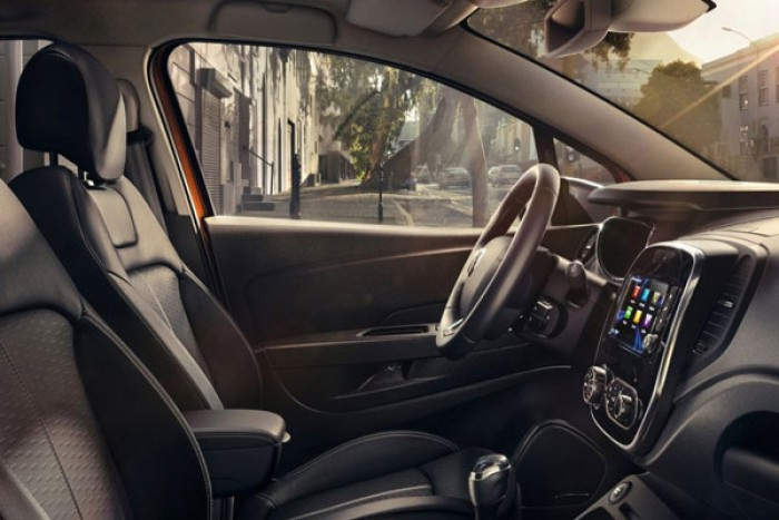 zit boordevol accessoires | Renault private lease en de Captur van IKRIJ.nl in Den Haag