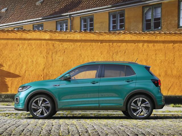 Volkswagen T-Cross 1.0TSI LIFE 95PK