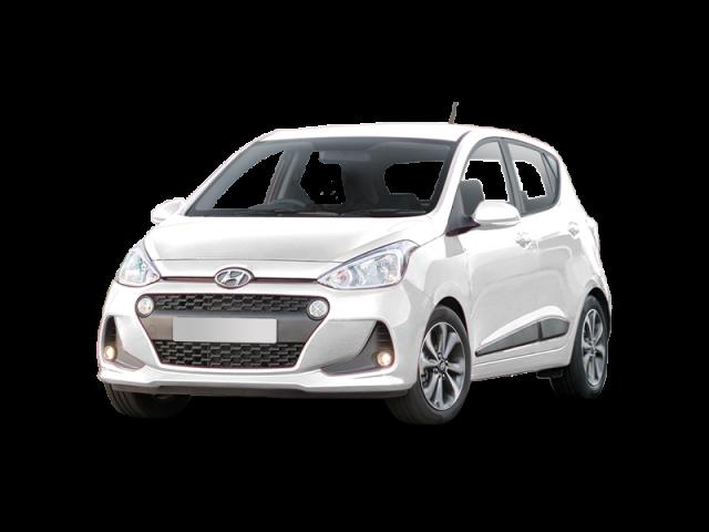 IKRIJ.nl in Den Haag biedt deze Hyundai i10 aan op basis van Private Lease