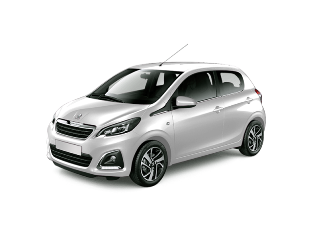 Peugeot 108 1.0evti active 72PK