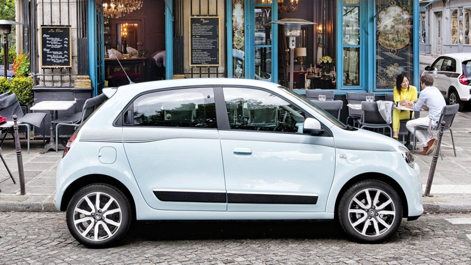 Renault private lease en de Twingo van IKRIJ.nl in Den Haag