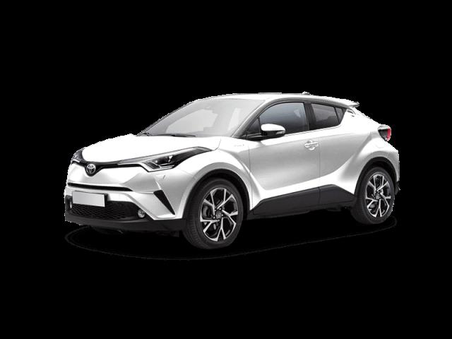 Toyota C-HR 1.8 full hybrid active 90kW cvt aut