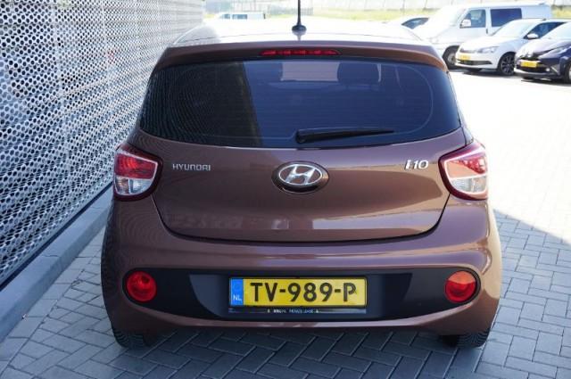 Hyundai i10 1.0i blue comfort 4p 49kW (TV-989-P)
