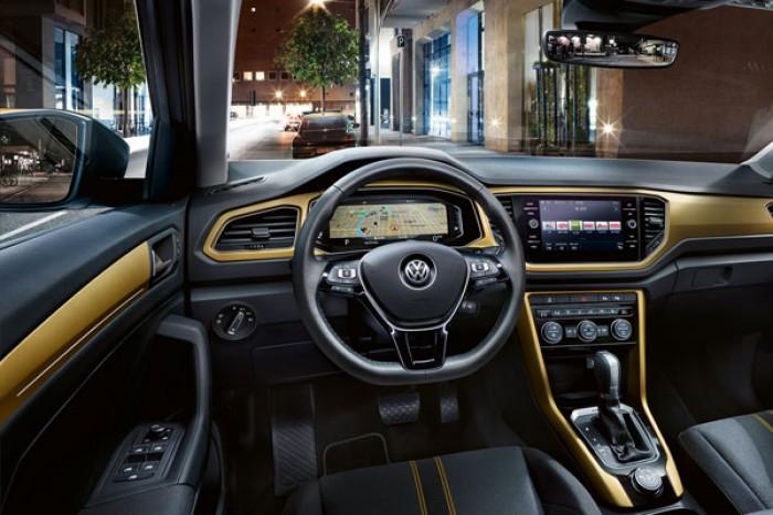 Wel zo veilig! |   Volkswagen private lease en de T-Roc van IKRIJ.nl in Den Haag