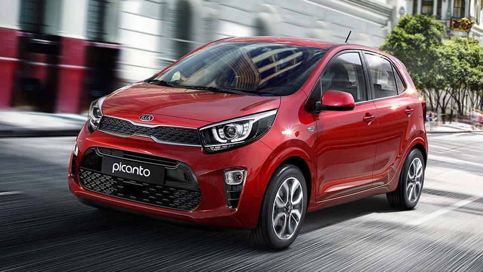 Kia Picanto private lease van IKRIJ.nl in Den Haag