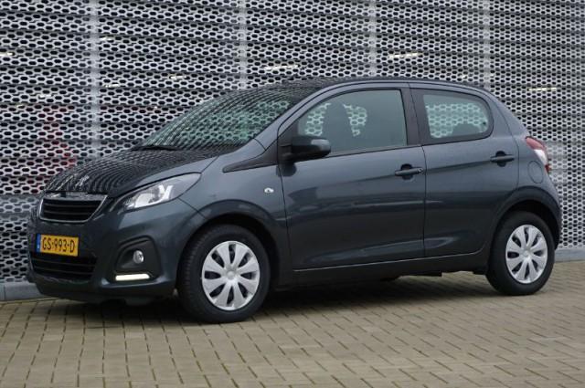 Private Lease nu als outlet aanbieding extra voordelig deze Peugeot 108 1.0evti active AIRCO+BLUETOOTH (GS-993-D) van IKRIJ.nl vanaf €179 per maand