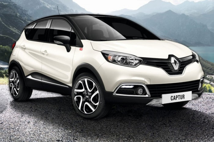 Meer informatie over de Renault Captur uit het Private Lease aanbod van IKRIJ.nl