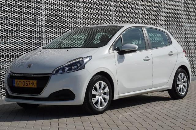 Private Lease nu als outlet aanbieding extra voordelig deze Peugeot 208 1.2 puretech active 60KW (GT-057-K) van IKRIJ.nl vanaf €259 per maand