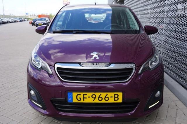 Peugeot 108 1.0evti active AIRCO+BLUETOOTH (GF-966-B)
