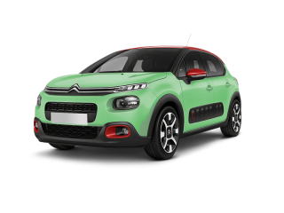 Citroën C3 van ikrij.nl in Den Haag