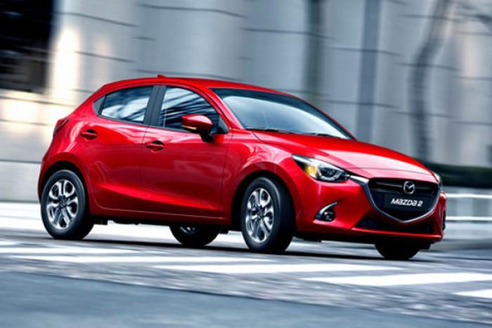Meer informatie over de Mazda 2 uit het Private Lease aanbod van IKRIJ.nl