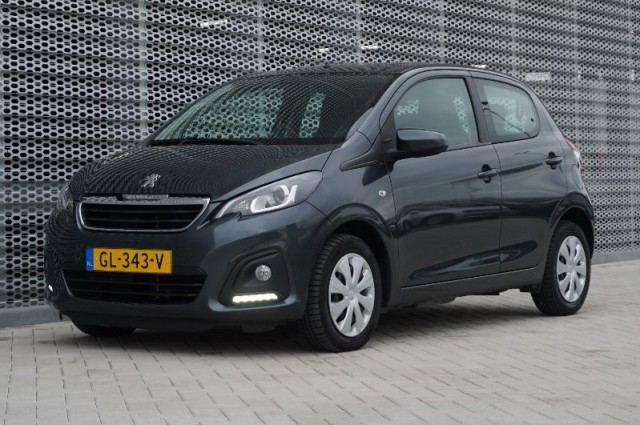 Private Lease nu als outlet aanbieding extra voordelig deze Peugeot 108 1.0evti active AIRCO + BLUETOOTH (GL-343-V) van IKRIJ.nl vanaf €169 per maand