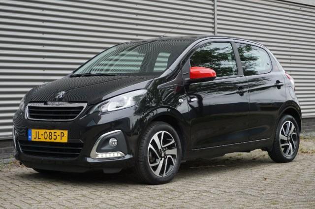 Private Lease nu als outlet aanbieding extra voordelig deze Peugeot 108 1.0evti ENVY AIRCO + BLUETOOTH (JL-085-P) van IKRIJ.nl vanaf €189 per maand