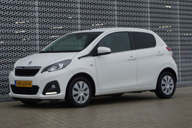 Peugeot 108 1.0evti active AIRCO + BLUETOOTH (HB-618-H)