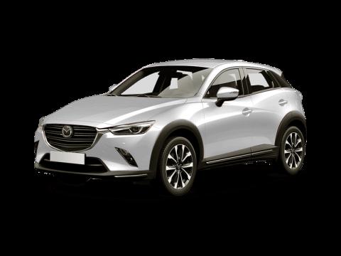 Bekijk deze Mazda CX-3 2.0 SPORT SELECTED 120 PK van IKRIJ.nl vanaf € 394 per maand