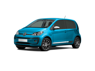 Private Lease deze Volkswagen up! 18.7kWh E-Up! 60kW AUT vanaf 369 euro per maand