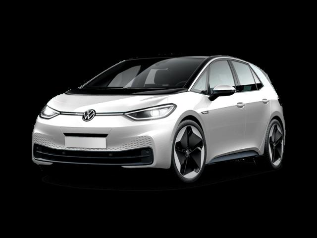 Volkswagen ID.3 58kWh ev 1st 150kW aut