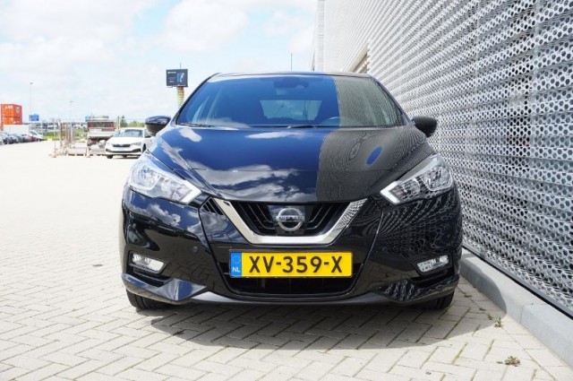 Nissan Micra 0.9ig-t n-connecta 66kW (XV-359-X)