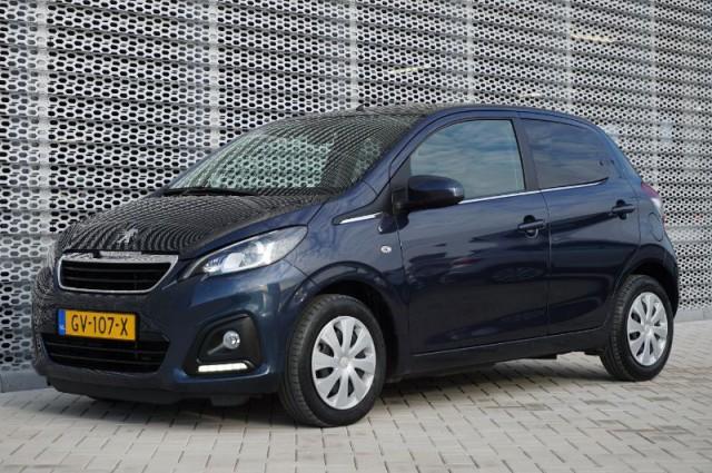 Private Lease nu als outlet aanbieding extra voordelig deze Peugeot 108 1.0evti active AIRCO + BLUETOOTH (GV-107-X) van IKRIJ.nl vanaf €169 per maand