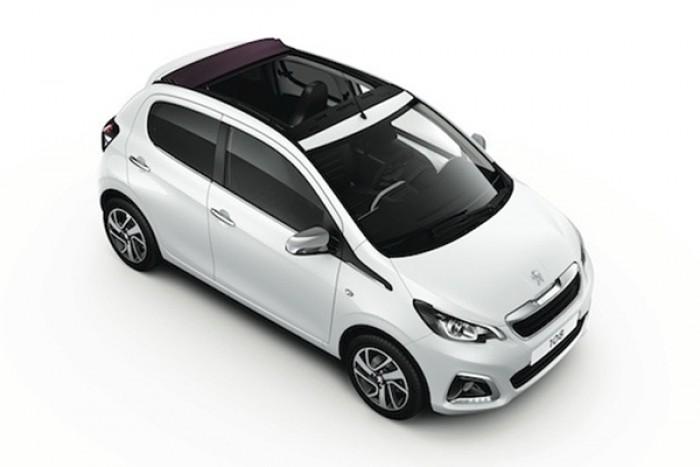 Meer informatie over de Peugeot 108 uit het Private Lease aanbod van IKRIJ.nl