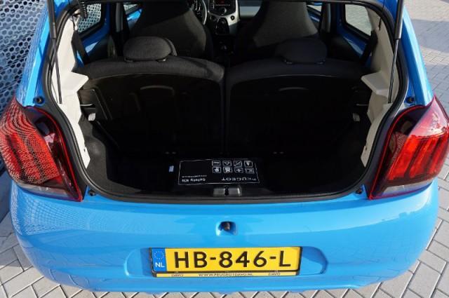 Peugeot 108 1.0evti active AIRCO + BLUETOOTH (HB-846-L)