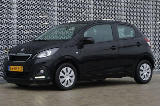 Private Lease nu als outlet aanbieding extra voordelig deze Peugeot 108 1.0evti active AIRCO + BLUETOOTH (GV-099-X) van IKRIJ.nl vanaf €169 per maand